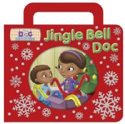 Jingle Bell Doc (Board book)