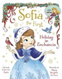 Holiday in Enchancia (Hardcover)