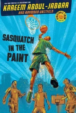 Sasquatch in the Paint (Paperback)