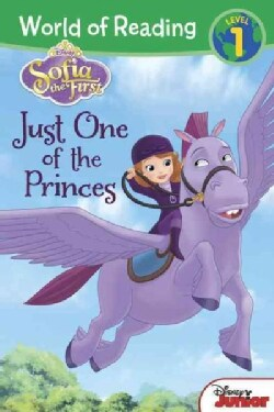 Sofia the First Just One of the Princes (Paperback)