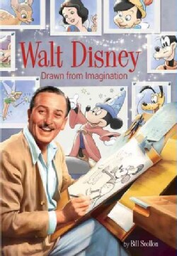 Walt Disney: Drawn from Imagination (Hardcover)