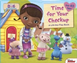 Time for Your Checkup (Board book)
