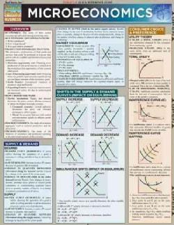 Microeconomics: Quick Study (Cards)