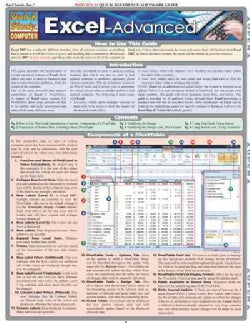 Excel-Advanced (Wallchart)