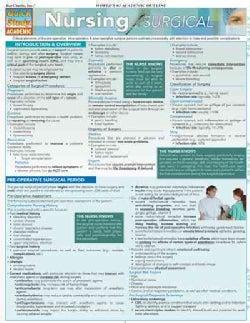 Nursing: Surgical (Wallchart)