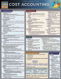 Quick Study Cost Accounting (Cards)