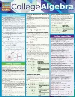 College Algebra (Cards)