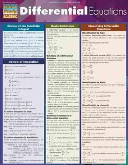 Differential Equations (Cards)