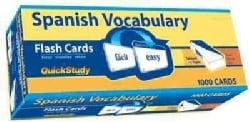 Spanish Vocabulary Flash Cards (Cards)