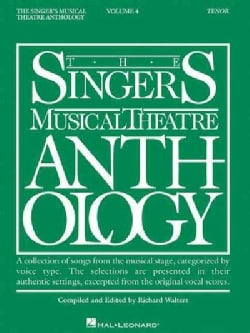 The Singer's Musical Theatre Anthology: Tenor (Paperback)