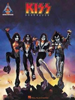 Kiss - Destroyer (Paperback)