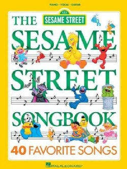 The Sesame Street Songbook: Piano, Vocal, Guitar (Paperback)