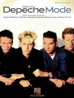 Best of Depeche Mode: Piano - Vocal - Guitar (Paperback)