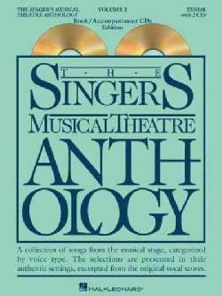 The Singer's Musical Theatre Anthology: Tenor Book