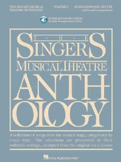 The Singer's Musical Theatre Anthology: Mezzo-Soprano/Belter
