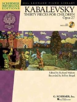 Kabalevsky 30 Pieces for Children, Opus 27