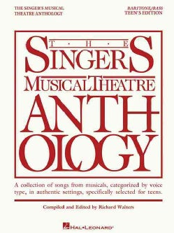 The Singer's Musical Theatre Anthology: Teen's Edition (Paperback)