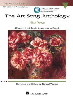 The Art Song Anthology: High Voice
