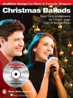 Christmas Ballads: Audition Songs for Male and Female Singers