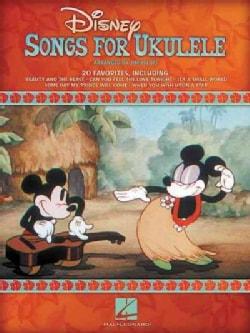 Disney Songs for Ukulele (Paperback)