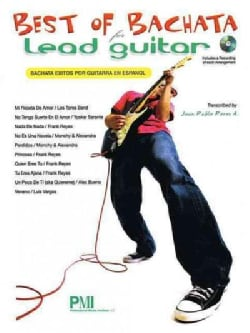 Best of Bachata for Lead Guitar: Authentic Guitar Tab/Vocal Edition