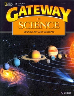 Gateway to Science: Vocabulary and Concepts (Paperback)