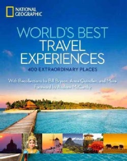 World's Best Travel Experiences: 400 Extraordinary Places (Hardcover)