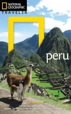 National Geographic Traveler Peru (Paperback)