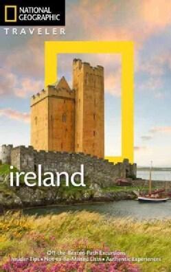 National Georgaphic Traveler Ireland (Paperback)