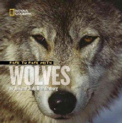 Face to Face With Wolves (Hardcover)