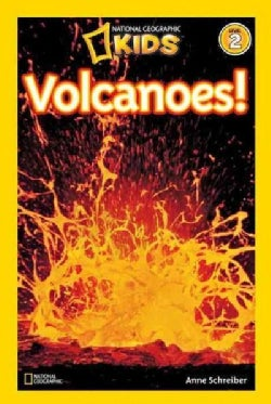 Volcanoes! (Paperback)