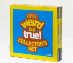 Weird but true! Collector's Set: 900 outrageous facts