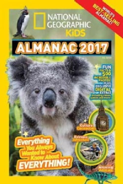 National Geographic Kids Almanac 2017 (Paperback)