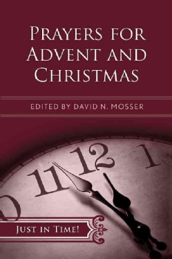 Prayers for Advent and Christmas (Paperback)