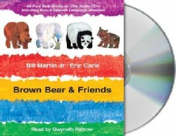 Brown Bear and Friends (CD-Audio)