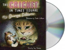 The Cricket in Times Square (CD-Audio)