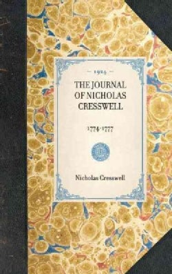 The Journal of Nicholas Cresswell (Hardcover)