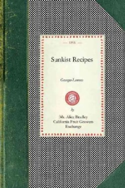 Sunkist Recipes (Paperback)