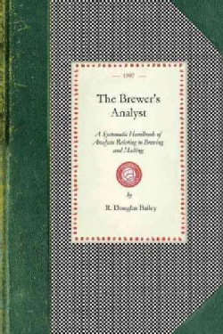 The Brewer's Analyst (Paperback)