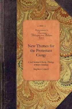 New Themes for the Protestant Clergy (Paperback)