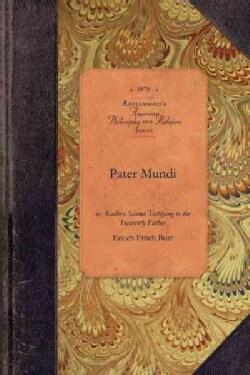 Pater Mundi (Paperback)