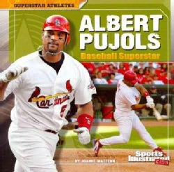 Albert Pujols: Baseball Superstar (Paperback)