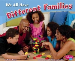 We All Have Different Families (Paperback)