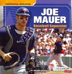 Joe Mauer: Baseball Superstar (Paperback)