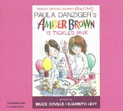 Amber Brown Is Tickled Pink (CD-Audio)