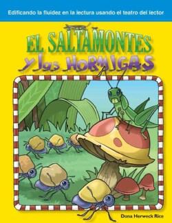 El saltamontes y los hormigas The Grassh (Paperback)