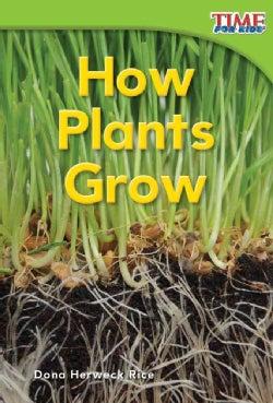 How Plants Grow (Paperback)