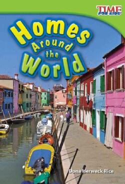 Homes Around the World (Paperback)