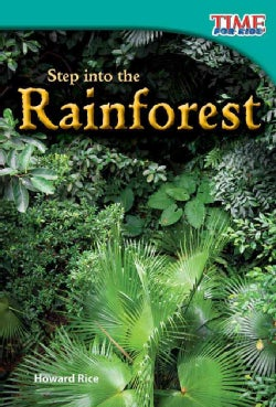 Step into the Rainforest (Paperback)