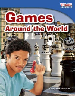 Games Around the World (Paperback)